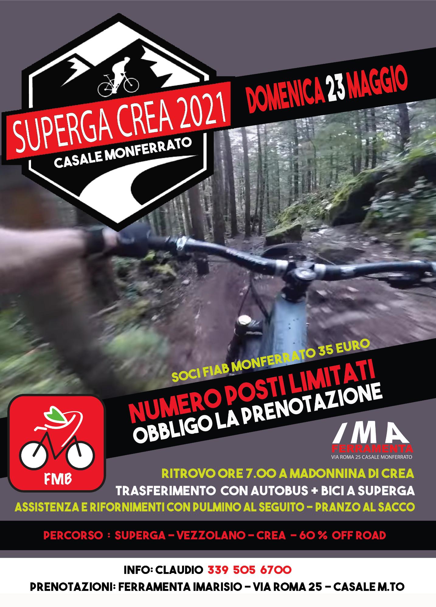 Superga - Crea in Mtb 2021