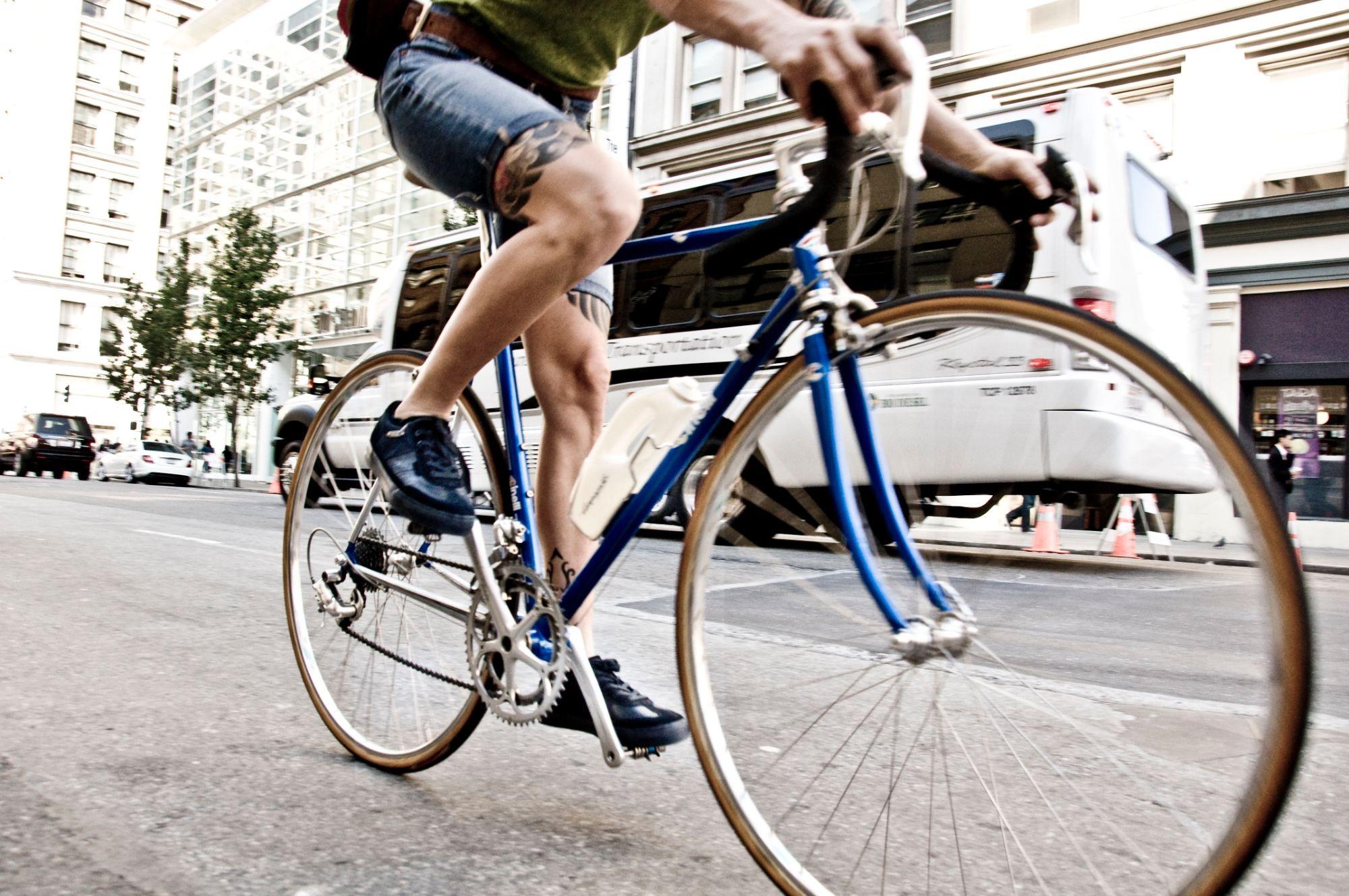 Ciclisti urbani